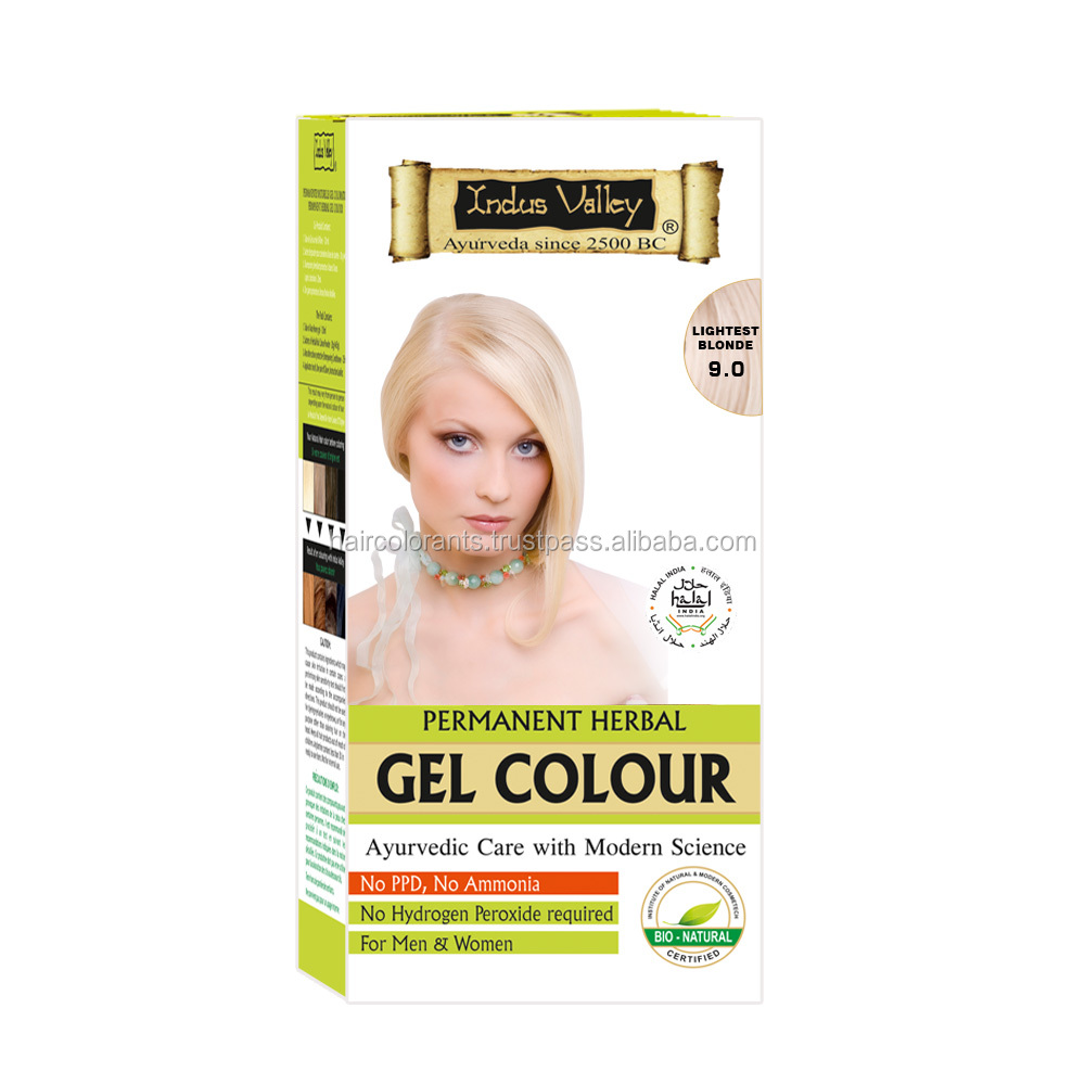 Ammonia Ppd Free Permanent Natural Hair Color Buy Ammonia Ppd