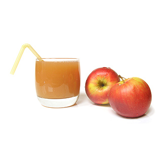 100% natural Apple Juice - NFC natural apple juice squeezed from fresh apples