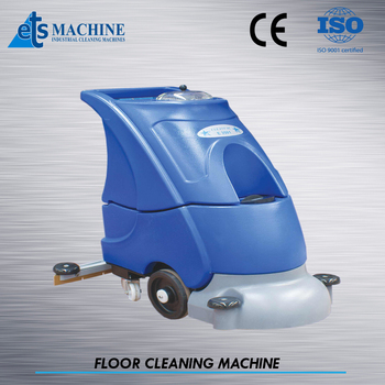 High quality floor sweeper-cleaning machine