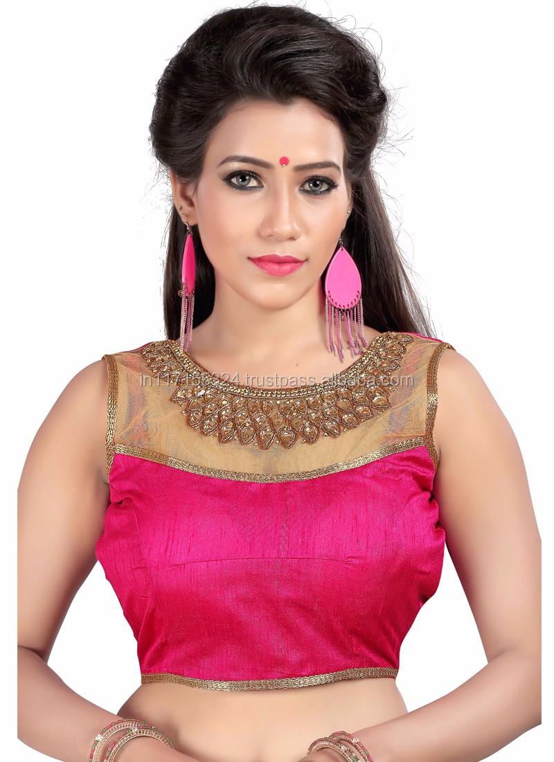 d6deaa4659185 Party wear hand work blouse - Black designer blouse - Blouse - Banglori  sarees blouse designs Verty