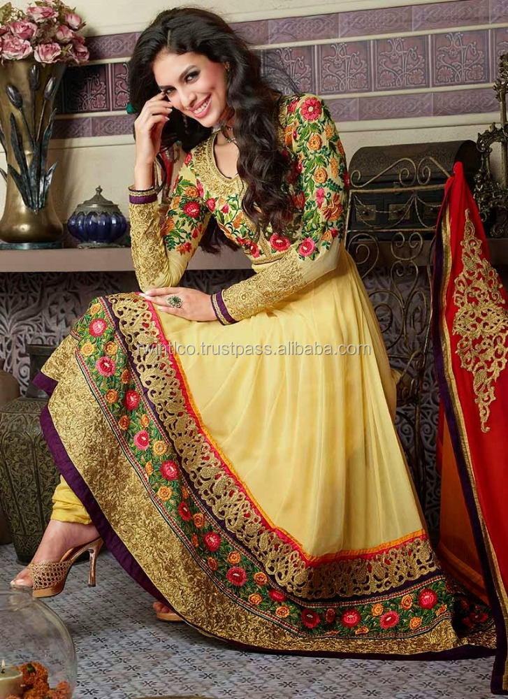 c32e85a10 Bridle Lehnga Dress Anarkali Dress Desigens  designer Lehnga - Buy ...