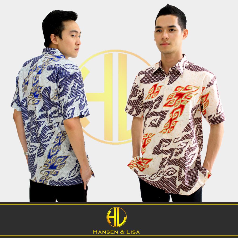 Batik Shirt (modern Indonesian Batik)