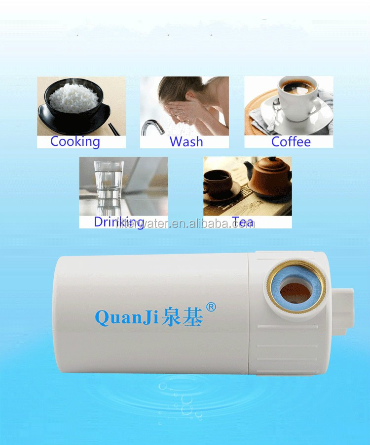 Ceramic Filtration Type And Faucet-mounted Use Faucet Water Filter ...