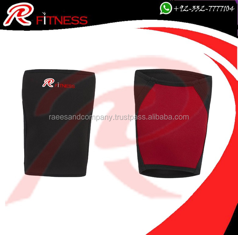 Heavy duty weightlifting 7 & 9 mm Knee Sleeves / weight lifting knee sleeves / Neoprene knee sleeve
