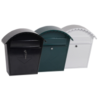 Phoenix Clasico Front Loading Mail Box with Key Lock (MB Series)