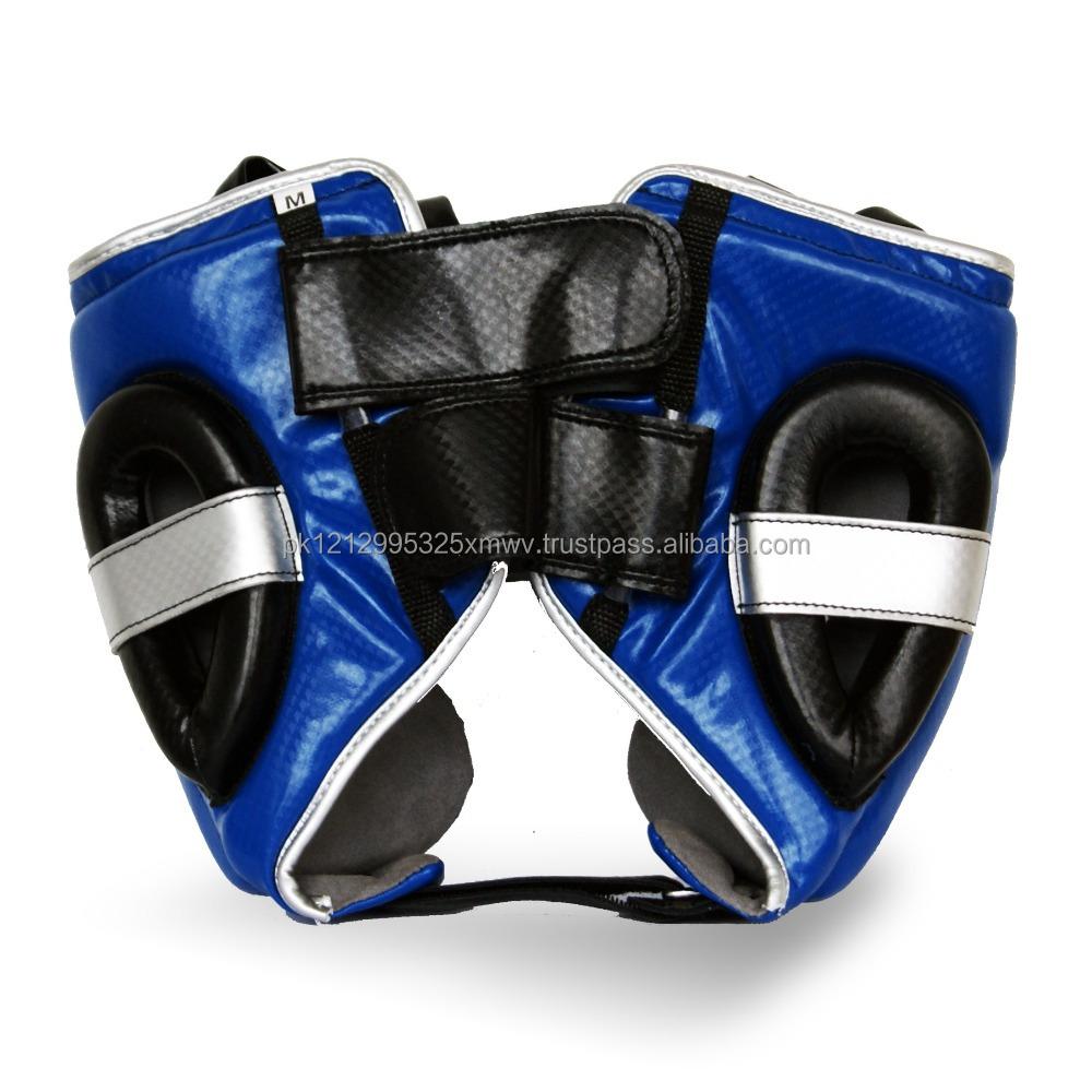 Martial Arts Head Guard Karate Face Shield for Dipped Foam TKD
