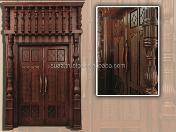 Handmade Wooden Doors , Wood Carved Doors , Antique Luxury Premium Wood  Doors , Pakistan Wooden