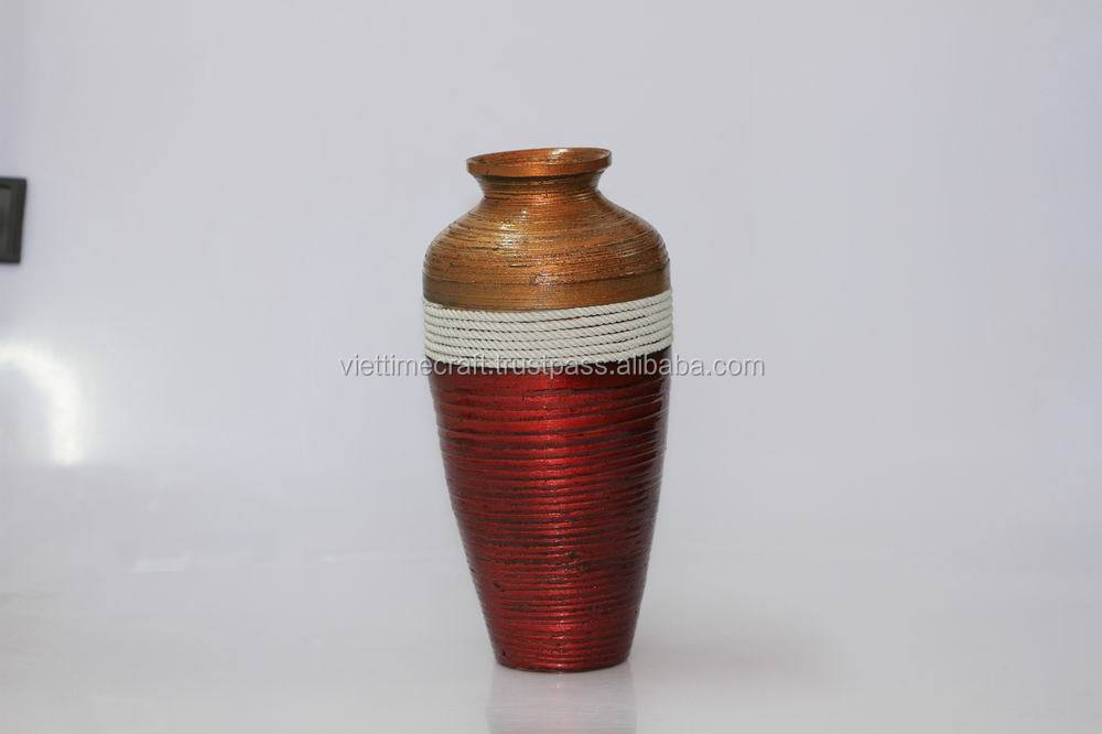 Vietnam Lack Bambus Vase Perfekt Fur Wohnkultur Buy Lack Vase