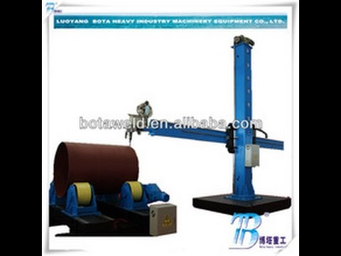 Automatic SAW Submerged Arc Welding Welding Machine