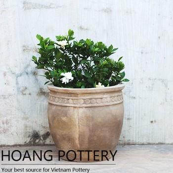 Large Black Pot Garden Outdoor Plant Pots Buy Cheap