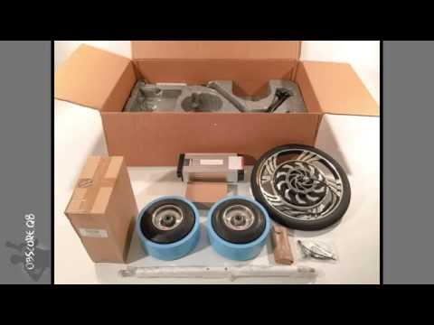 Verrado Electric Drift Trike Unboxing