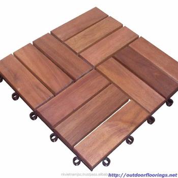 Plancher Exterieur Tuiles De Terrasse En Bois Pour Balcon Jardin Piscine Buy Carreaux De Paves Autobloquants Product On Alibaba Com