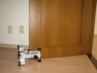 reliable Door Stand Support for construction contractor at reasonable prices