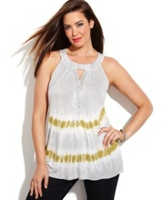100 PC. Women's Plus Size Designer Clothing from the most recognized department stores.