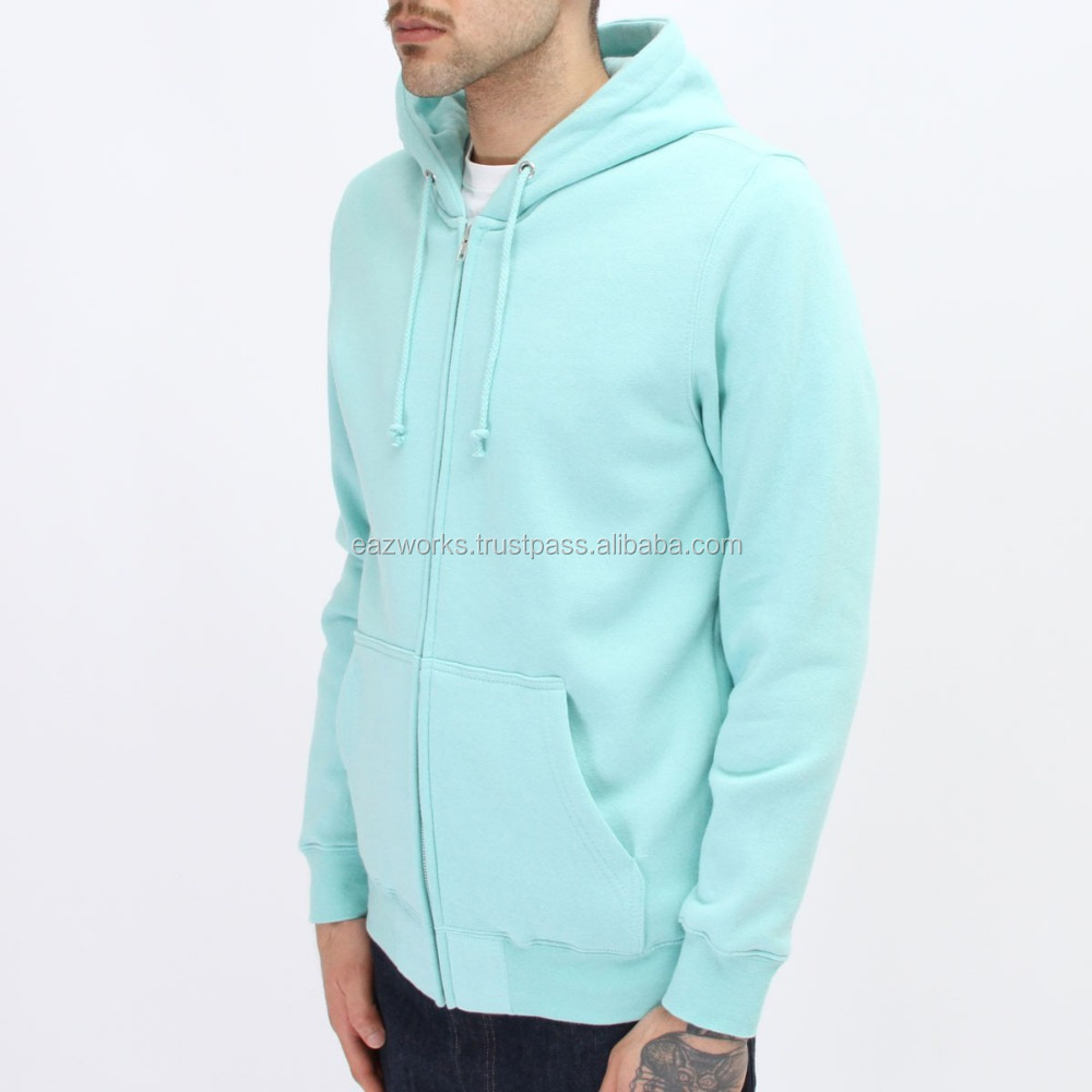 size 40 exquisite style outlet online Mint Green Color Zipper Hoodie - Buy Zipper Hoodie Mint Green Color,Mint  Green Color Zipper Hoodie,Mint Green Color Zipper Hoodie Product on ...