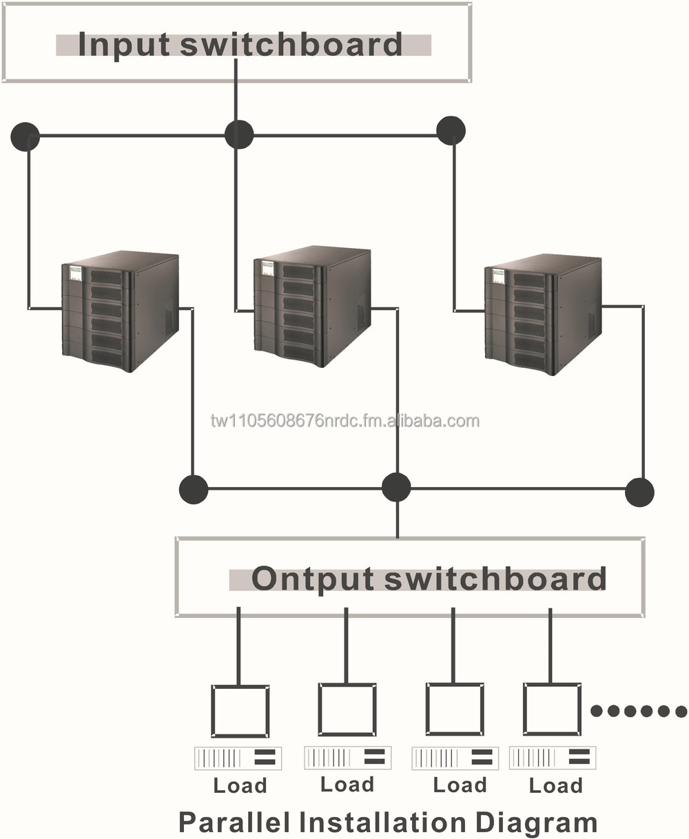 Taiwan 10kva Ups Manufacturers And Suppliers On Rack Mounted Wiring Diagram