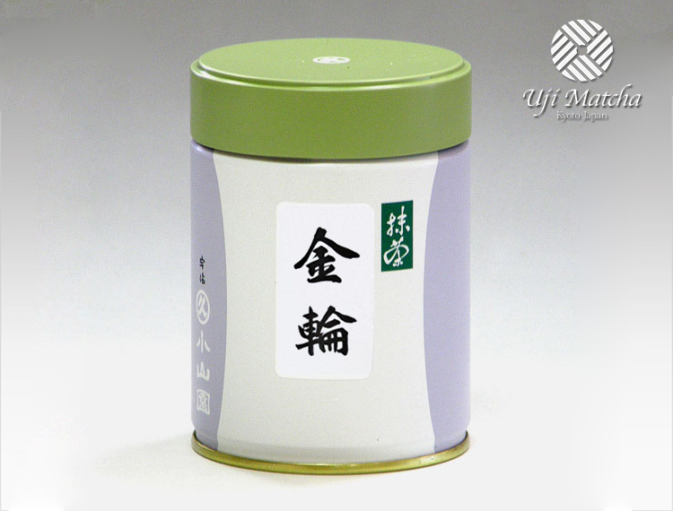 Marukyu Koyamaen KINRIN 100g tin Kyoto Uji Matcha Japan's top-grade brand matcha for tea ceremonies
