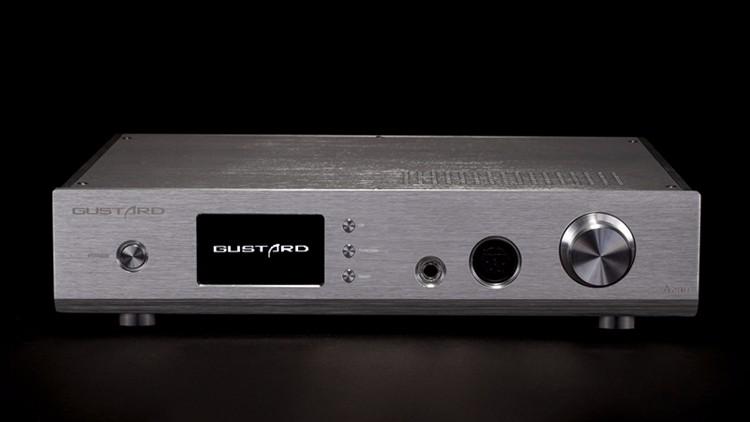 Gustard A20h Dual Ak4497 Xmos Usb Pcm/dsd Dop Dac Decoder And Class A Full  Balanced Amplifier - Buy Class A Full Balanced Amplifier,Usb Pcm/dsd Dop