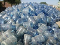 WASTE PET BOTTLES SCRAP FOR RECYCLING