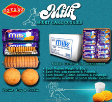 Cookies / biscuits / milk Biscuits / Butter Cookies