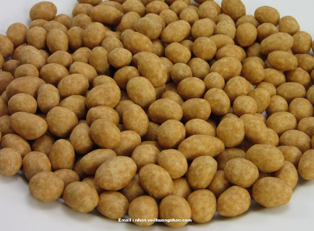 Roasted Peanuts With Coconut Juice - 10kg In Vacuum Bag