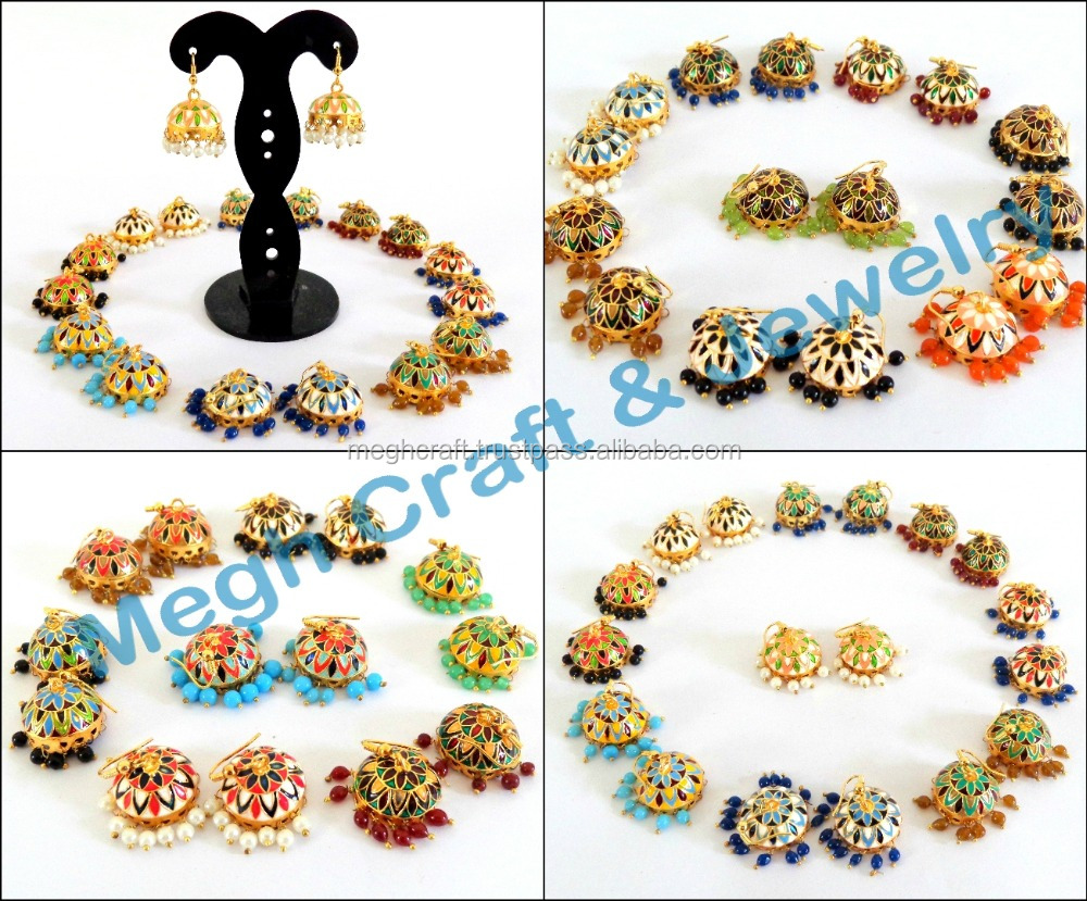 jaipuri german and pacchi beads showroom com craftlife oxidized suppliers wholesale at jewelry silver cheap meenakari alibaba manufacturers