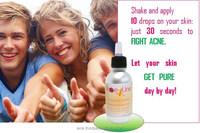 Acne removing cream for men: Roseline Gel 4 acne treatment cream for men