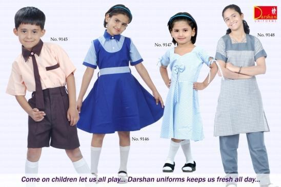 School uniform designs for primary schools