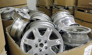 Aluminum Alloy Wheel Scrap (a356) 100% Purity From Japan