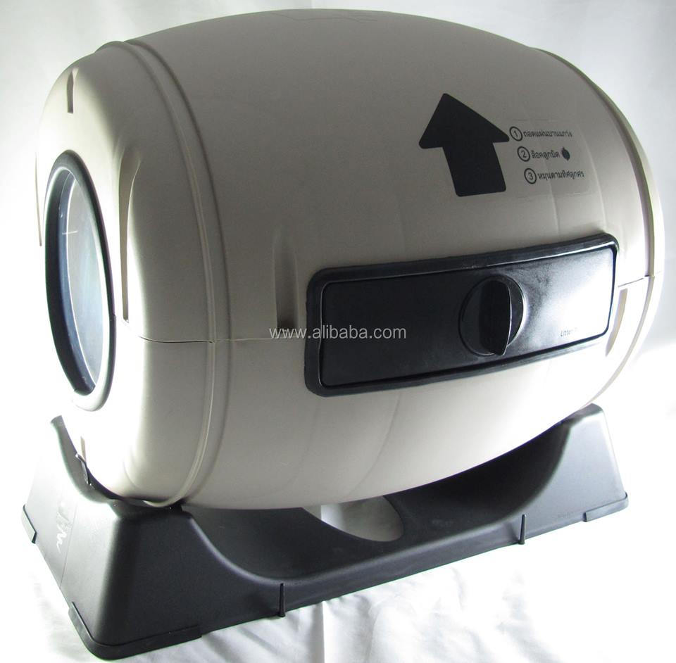 litter twister self cleaning litter box