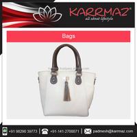 KLB-1030 Indian Supplier High Quality Original Design Women Fashionable Pure Leather Embossing Hobo Handbags /Hobo Shoulder Bag
