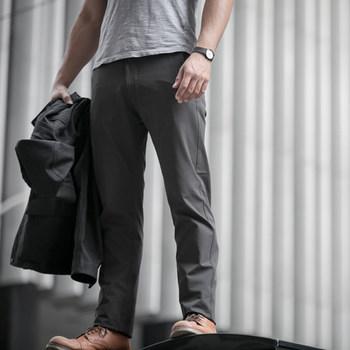 Men Lastest Chino 2015 Long Pants Capri Pants 5 Pockets Pants ...