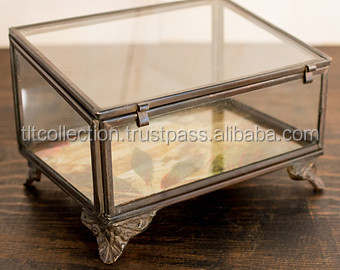 Tea Bag Box, Shampoo Box, Storage Box. Jewelry Box, Glass Box,