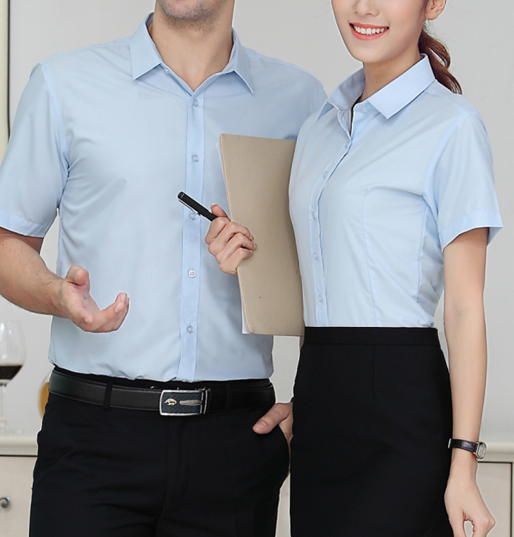 Sample office uniform designs 2016 uniform hotel front for Office uniform design 2016