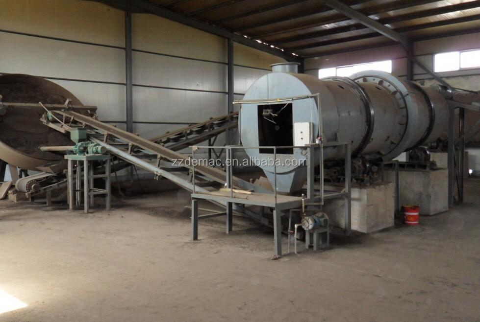 Grinding Equipment Fertilizer : Factory price compost fertilizer making equipment buy