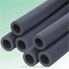 Air conditioning pipe insulation high temperature rubber foam tube 1.8m