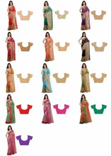 <span class=keywords><strong>Plaine</strong></span> Art <span class=keywords><strong>Soie</strong></span> Casual Wear Saree