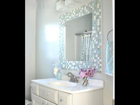 Get Quotations · Diy Mosaic Tile Bathroom Mirror Part 82