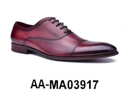 Shoe Leather Men's AA Genuine Dress MA03917 ZxY1qwtw