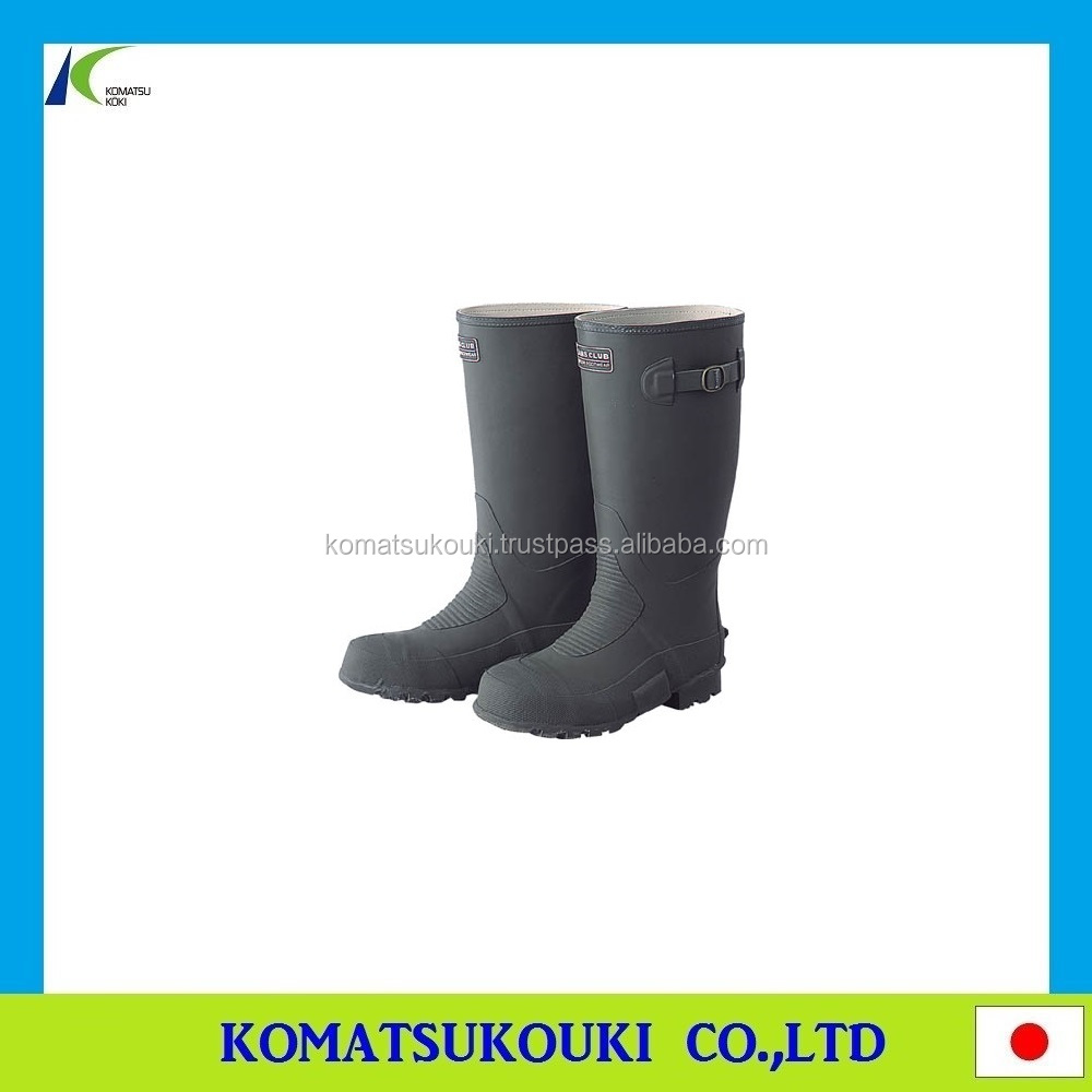 and Professional high safety cost rain boot and boot TRUSCO with low performance leather boot w4qwAU