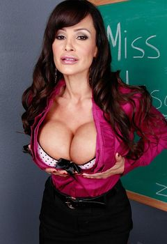 Art Hd Poster Lisa Ann On The Wall 24x35 Inches