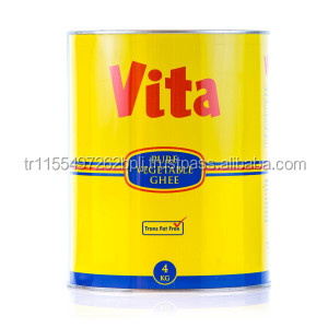 VITA Vegetable Ghee , RBD Palm olein, Vegetable oil in Metal Tins