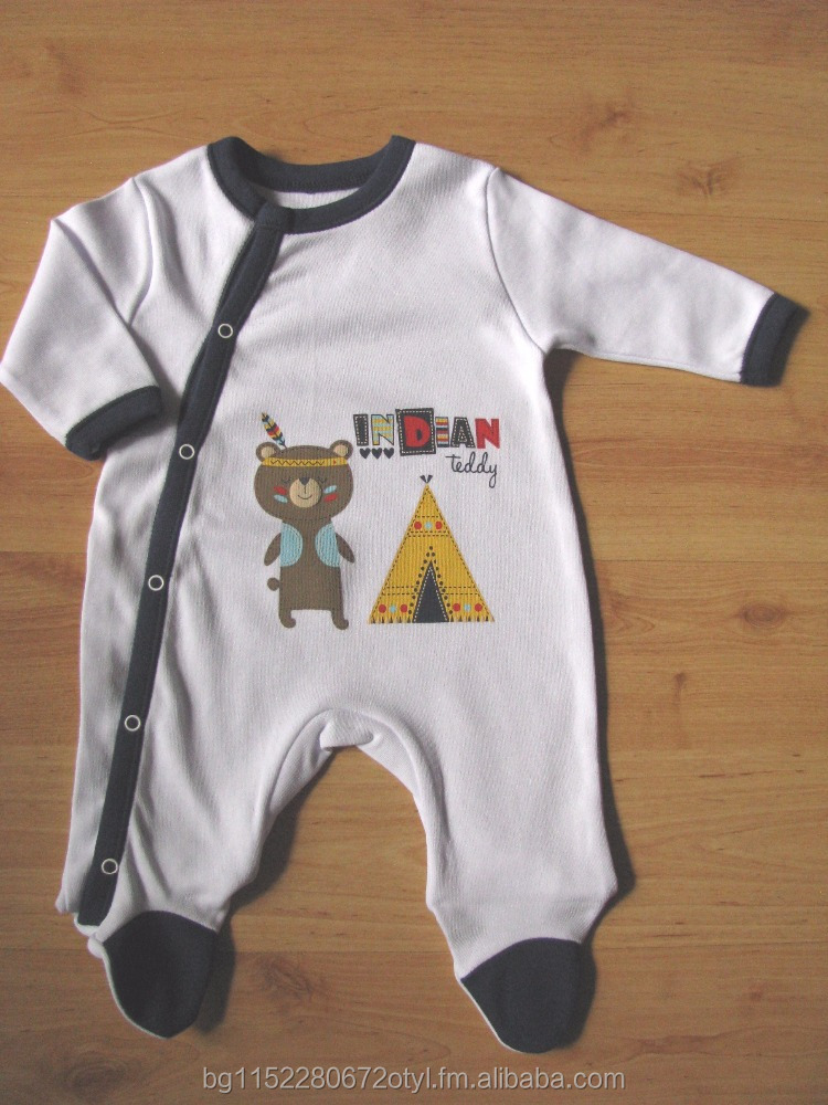 Baby romper wholesale baby clothes 100% cotton