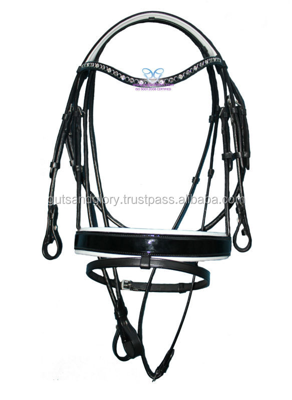 Clinchor Leather Bridle