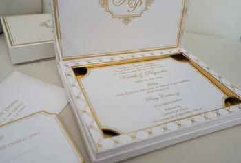 Ivory Invitations
