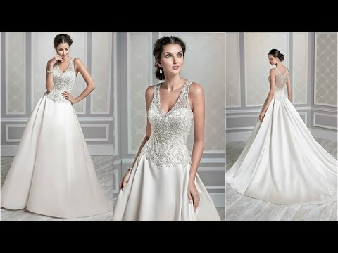 Gray Bridesmaid Dresses | Satin Wedding Dress | Wedding Dresses | Wedding Dresses London | WD26