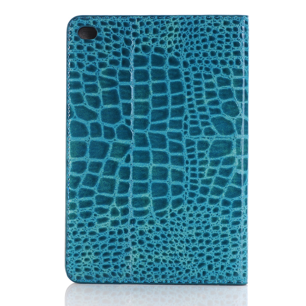 IMPRUE Fashion Croc patten leather case for apple ipad pro
