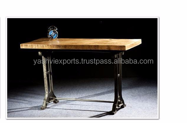 Cast Iron Base Console Table   Buy Wooden Console Table With Iron  Legs,Antique Wood Console Tables,Iron Wooden Console Table Product On  Alibaba.com