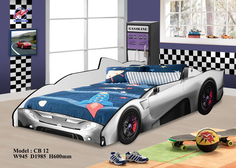 malaysia children car bed racing car bed black