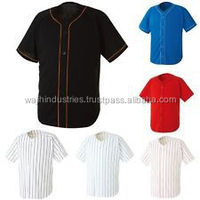 superior quality customized baseball jersey /wear throwback baseball jersey